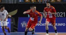 منتخب مقدونيا لكرة اليد