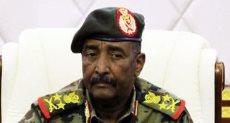 البرهان رئيس مجلس السيادة السودانى