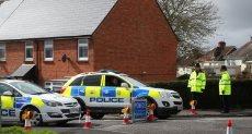 الشرطة البريطانية