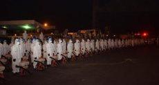 القوات المسلحة تواصل أعمال التطهير