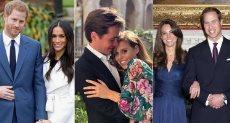 قصص طلبات الزواج الملكية