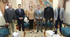 """جامعة مصر للعلوم والتكنولوجيا تشارك في """"تأهيل"""" القيادات الشبابية"""