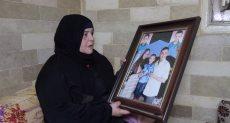 نادية عبد الفتاح – والدة الشهيد محمد فرج