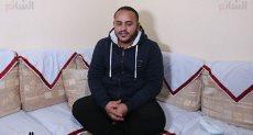 محمد شوقي فرج، شقيق الشهيد طارق شوقي فرج