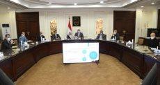 اجتماع وزير الإسكان لمتابعة مشروع سانت كاترين