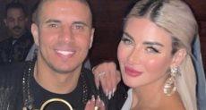 محمد زيدان وزوجت