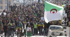 الحراك الشعبى فى الجزائر