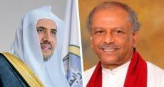 الدكتور محمد بن عبدالكريم العيسى الأمين العام لرابطة العالم الإسلامي