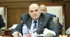 اللواء الراحل كمال عامر رئيس لجنة الدفاع والأمن القومي بمجلس النواب