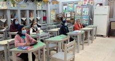 طلاب فى مدرسة _ صورة أرشيفية