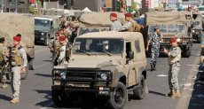 الجيش اللبنانى ـ صورة أرشيفية