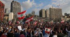 مظاهرات لبنان _ صورة أرشيفية