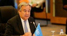 انطونيو جوتيريش امين عام الامم المتحدة