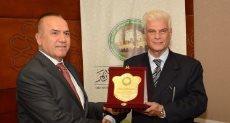 اسامة ياسين نائب رئيس مجلس إدارة المنظمة