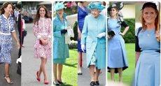 الأميرات وأمهاتهن