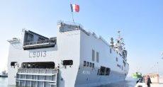 التدريب البحرى المشترك المصرى الفرنسى كليوباترا 2021