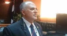 الدكتور محمد عبد العاطي وزير الموارد المائية والري
