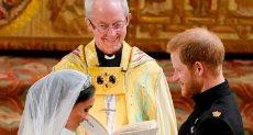 حفل زفاف الأمير هارى وميجان ماركل