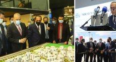 أول معرض عقارى برعاية الرئيس السيسى