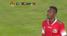 جونستون أوموروا لاعب كينيا