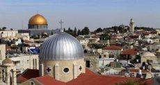 مساجد وكنائس القدس - أرشيفية