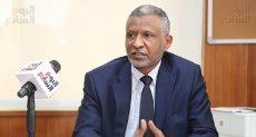 الدكتور نصر الدين ممثل الفاو فى مصر
