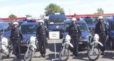الشرطة المغربية - أرشيفية
