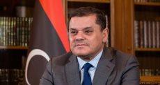 رئيس حكومة الوحدة الوطنية الليبية عبد الحميد الدبيبة