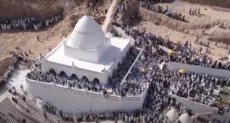 زوار قبر النبى هود
