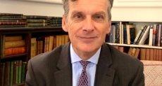 سفير بريطانيا فى مصر