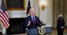 جو بايدن الرئيس الأمريكى