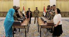 المجلس السيادي السوداني- أرشيفية