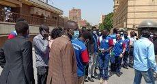 جولة سياحية لشباب جنوب السودان