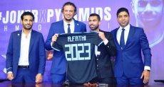 بيراميدز يعلن التعاقد مع احمد فتحى