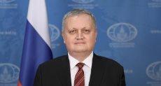 السفير الروسى جيورجى بوريسينكو