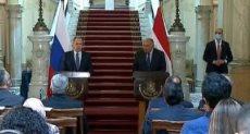 وزير خارجية روسيا ومصر