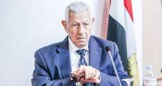 الكاتب الصحفي الكبير مكرم محمد احمد