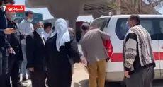 وصول جثمان الكاتب الراحل مكرم محمد أحمد