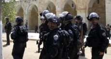 شرطة الاحتلال الإسرائيلي - أرشيف