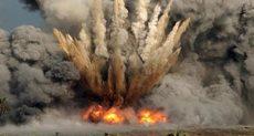 انفجار _ صورة أرشيفية