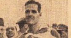 حسين مدكور لاعب الاهلى الراحل