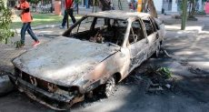 انفجار سيارة مفخخة - صورة أرشيفية