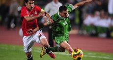 منتخب مصر والجزائر