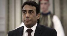 رئيس المجلس الرئاسى الليبى محمد المنفى