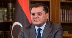 رئيس الحكومة الليبية الدبيبة