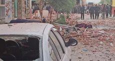 انفجار - صورة أرشيفية