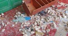 صور الفوضى فى المسجد الأقصى