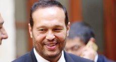 النائب محمد حلاوة عضو مجلس الشيوخ