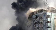 آثار العدوان الإسرائيلى على قطاع غزة