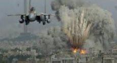 غارات الطيران الإسرائيلى ـ صورة أرشيفية